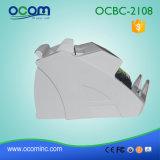 Ocbc-2108 de Teller en Decetor van het Bankbiljet van de Munt van het Geld UV+Mg