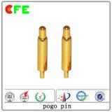 Hight aktuelles Gold überzogener Aufladeeinheit Pogo Pin mit ODM
