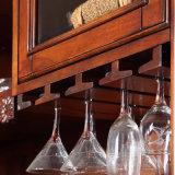 旧式な白ワインのカシ木キャビネット(GSP19-004)