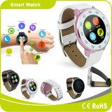 Возникновение вахты Bluetooth 4.0 Mtk2502 Raditional шагомер Siri Smartwatch телефона высокосортного OS Androind & I