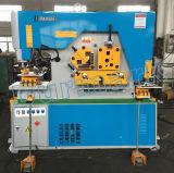 Freio da imprensa da combinação de Q35y e máquina hidráulica nova elétrica Multi-Function do Ironworker da máquina do Ironworker da tesoura