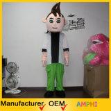 Traje caliente de la mascota de Ben diez del personaje de dibujos animados de la venta