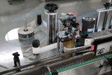 A única máquina de etiquetas automática do envoltório para o frasco redondo/pode (LB-100A)