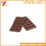 Mooie Flexibele Heet verkoopt De Vorm van de Chocolade van het Silicone van de Hittebestendigheid