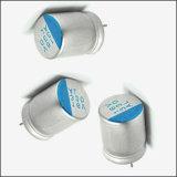 Condensatore elettrolitico di alluminio Tmce31 di SMD 16V