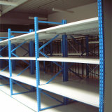 Shelving ajustável de Boltless do dever da luz do metal