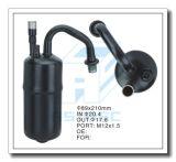 Acumulador de aço personalizado para o auto condicionamento de ar 89*210