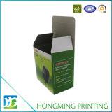Caja de embalaje de papel impresa aduana de los accesorios electrónicos