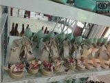 Las existencias calzan los zapatos baratos