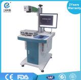 Preço superior da máquina da marcação do laser da fibra da etiqueta do Tag da garantia da elevada precisão de Dongguan Qualtiy