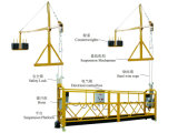 Échafaudage suspendu par 8-10m/Min de fabrication d'usine (ZLP800)