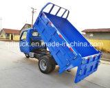 Tricycle de cargaison, arbre de boîte de vitesses conduisant le tricycle, tricycle de cargaison de camion