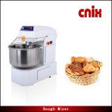 Mezclador de pasta de la máquina de la hornada del pan de la velocidad doble de Cnix