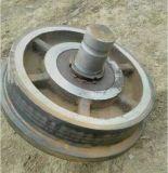 Колесо литой стали для фабрики кирпича/колеса печи