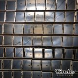 Protuberancia de aluminio para el marco ligero