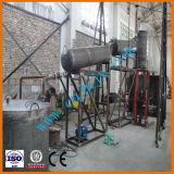 Unité de filtration d'huile de moteur usée en carburant diesel