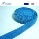 """Tesida 100%Nylon Haken und Schleifen-Befestigungsteil Nähen-auf, 2 """" breit, 27.5 Yards der Längen-(Schwarzes)"""