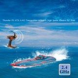 225bl061cp-originele (Blauwe) het Rennen RC van de Hoge snelheid 60km-h van de Zender van de Donder Bl061cp 1350bp fs-Gt2 2.4G Elektrische Boot