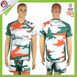 Uniforme Sublimated poliéster 100% personalizado do rugby