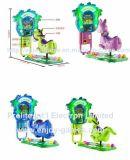 Münzenvideopferdkiddie-Fahrspiel-Konsole des Schwingen-3D für Verkauf (ZJ-AKR01)