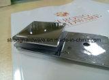 Clips en verre de porte de salle de bains de Sh-45-180A, support simple de partition de 180 degrés