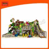 Campo de jogos Parque-Fraco da ligação de Mich para o parque de diversões dos miúdos