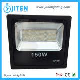 reflector de 150W Epistar LED/luz de inundación brillantes estupendos, dispositivo de iluminación al aire libre