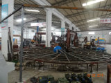 Automatische Kreismaschine für Ausschnitt-Schaumgummi-Schwamm-Polyurethan
