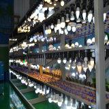 Energie - de LEIDENE van het besparingsA60 7W E27 Aluminium Bol van de Lamp met Ce
