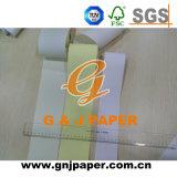 Papier thermosensible de position de douceur élevée avec le faisceau en plastique