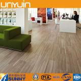 Suelo de madera comercial del vinilo del PVC