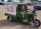 De kleine Sproeier Met drie wielen van het Water de Vrachtwagen van het Water van 1 Ton van de Hoge druk