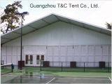 Большой классицистический украшенный алюминиевый шатер свадебного банкета для сверх 500 людей