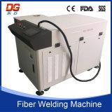 Máquina de soldadura de fibra óptica quente do laser da transmissão do estilo 600W