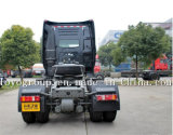 HOWO T7hの頑丈なトラック、トラクター