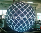 Aangepaste 360 ​​graden Outdoor Round Circular LED Display
