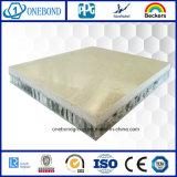 Material de construção no painel de sanduíche de pedra para o revestimento da parede