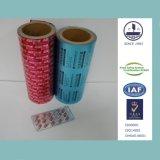 Papel de aluminio de empaquetado de la medicina en el espesor de 0.024m m con la aleación 8011