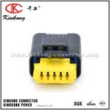 5 PC automotriz impermeável fêmea do conetor elétrico 211 da maneira 05 2s 0 081