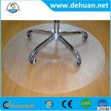 Estera del suelo de la silla de la oficina del PVC del Anti-Polvo/estera de la cocina