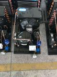 Élément semi-hermétique de refroidisseur de compresseur