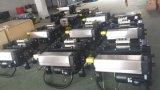 élévateur électrique européen de câble métallique de la double poutre 5ton