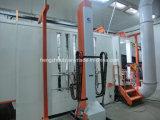 Cadena de producción semiautomática de la capa del polvo