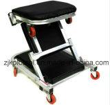 Creeper y asiento, herramientas generales de las herramientas de la reparación auto