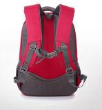 Double sac de sac à dos d'école d'épaule, sac de sac à dos d'ordinateur portatif, Saco Mochila