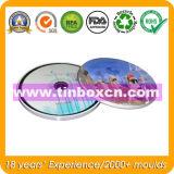 DVD 주석 상자, CD 상자, DVD 부대, 주석 DVD 상자