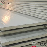 Material de construção/fornecedor Prefab Malaysia do painel de House/PU