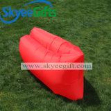 標準的な屋外の屋内寝袋のカスタムロゴの空気ソファー