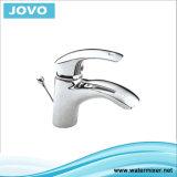 Grifo frío y caliente del lavabo del mezclador (JV71601)