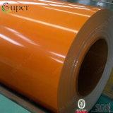 PPGI/Prepainted principale ha galvanizzato l'acciaio del tetto/bobina d'acciaio galvanizzata verniciata